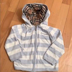 Burberry sweater Sz 4